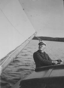 Roberts segelbåt