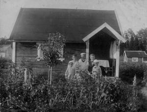Kolonistuga Stora Mossen