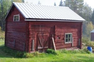 Det ombyggda Brattbytorpet