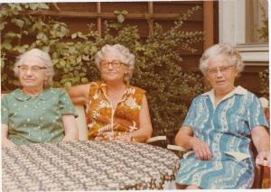 Astrid, Gunne och Annie