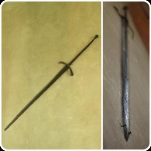 Svärd från tidig medeltid