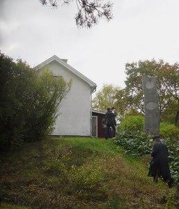 Måns Nilssons minnesten