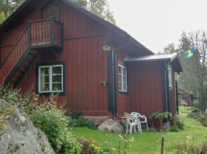 Här i Godalshagen bodde familjen