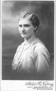 Farmor Ester Ståhl