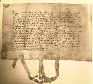 Jöns Svinhuvuds pergamentbrev