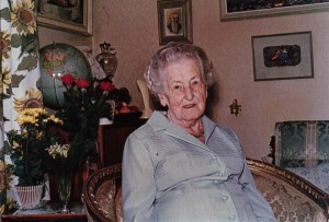 Ellen fyller 90 år
