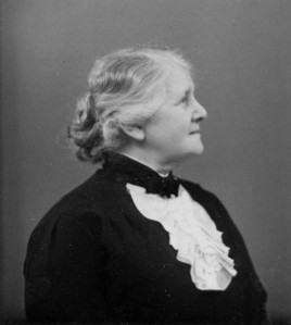 Ellens syster Hilma Börjesson på gamla dar