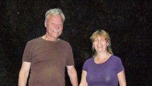 Sysslingarna Bertil och Maria