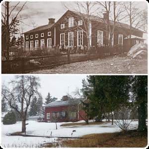 Skolan i Kerstinbo förr och nu
