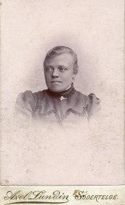 Anna Bergvall