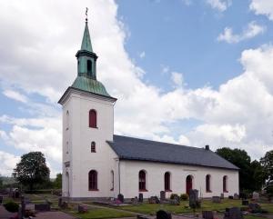 Kyrkan i Hemsjö