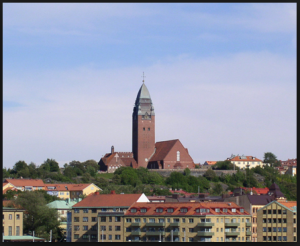 Göteborgs Masthugg  bröts ur Göteborgs Oscar Fredrik 1908