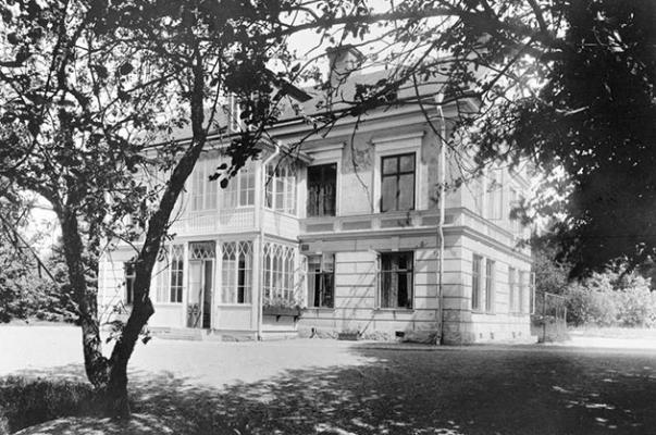 Gillbergska barnhuset i Uppsala