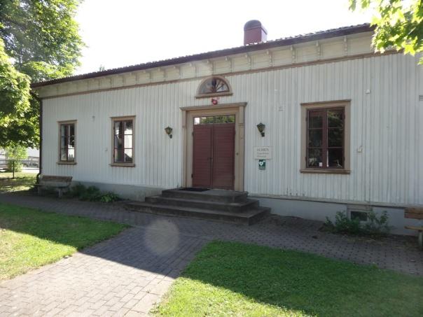 Hemsjö kyrkskola 2014, gamla byggnaden