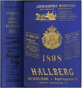 Stockholms adresskalender 1898
