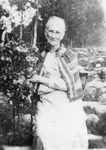 Viktors dotter Dorothea (Thea)