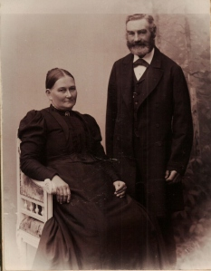 Karl Johan och Johanna Andersson